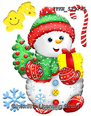 Isabella, CHRISTMAS SANTA, SNOWMAN, WEIHNACHTSMÄNNER, SCHNEEMÄNNER, PAPÁ NOEL, MUÑECOS DE NIEVE, paintings+++++,ITKE529775,#x# ,sticker,stickers