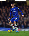 Christian Pulisic of Chelsea during the Premier League match at Stamford Bridge, London. Picture date: 30th November 2019. Picture credit should read: Robin Parker/Sportimage