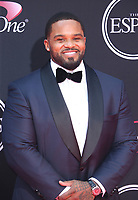 LOS ANGELES, CA - JULY 12: Prince Fielder at The 25th ESPYS at the Microsoft Theatre in Los Angeles, California on July 12, 2017. Credit: Faye Sadou/MediaPunch