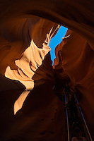 Lower Antelope Canyon Stairs Exit