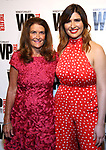 Susan Tate Dwyer and Emily Warren attends the WP Theater's 40th Anniversary Gala -  Women of Achievement Awards at the Edison Hotel on April 15, 2019  in New York City.