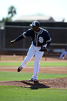 Fabio Castillo - San Diego Padres 2016 spring training (Bill Mitchell)
