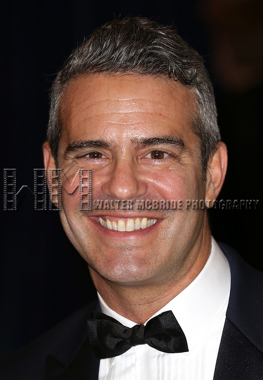 Andy Cohen  attending the  2013 White House Correspondents' Association Dinner at the Washington Hilton Hotel in Washington, DC on 4/27/2013