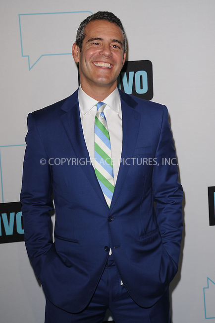 WWW.ACEPIXS.COM . . . . . .April 4, 2012...New York City....Andy Cohen at the Bravo Media 2012 Upfront Presentation on April 4, 2012  in New York City ....Please byline: KRISTIN CALLAHAN - ACEPIXS.COM.. . . . . . ..Ace Pictures, Inc: ..tel: (212) 243 8787 or (646) 769 0430..e-mail: info@acepixs.com..web: http://www.acepixs.com .