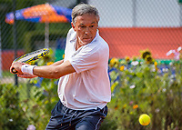 Etten-Leur, The Netherlands, August 26, 2017,  TC Etten, NVK, Rolf Thung (NED)<br /> Photo: Tennisimages/Henk Koster