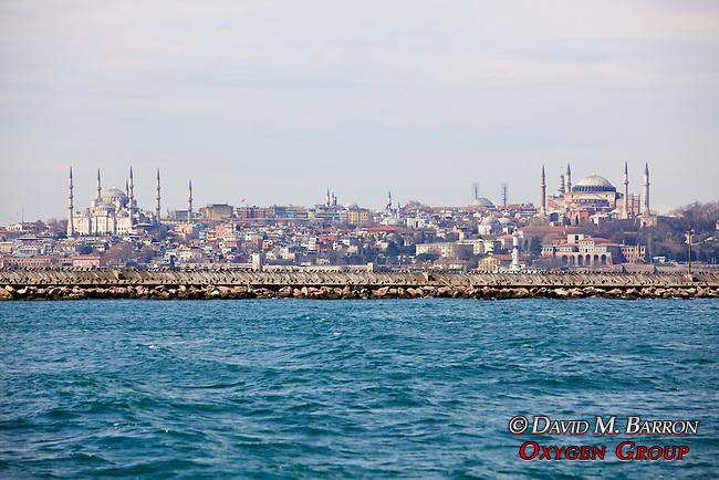 Blue Mosque & Hagia Sophia