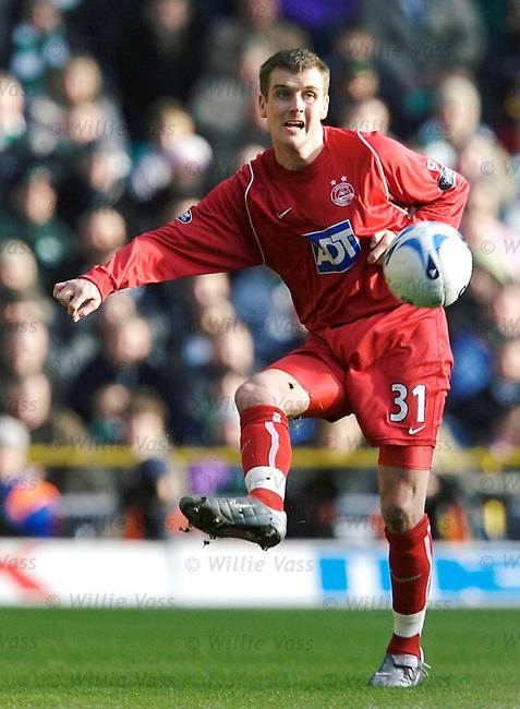 Danny Griffin, Aberdeen.stock season 2005-2006.pic willie vass
