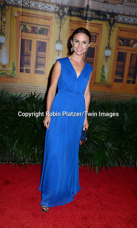 Georgina Bloomberg attends the New Yorkers for Children's Fall Gala on September 16, 2015 at Cipriani 42nd Street in New York City, New York, USA.<br /> <br /> photo by Robin Platzer/Twin Images<br />  <br /> phone number 212-935-0770