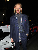 Alistair Guy at the GQ Car Awards 2019, Corinthia Hotel, Whitehall Place, London, England, UK, on Monday 04th February 2019.<br /> CAP/CAN<br /> ©CAN/Capital Pictures