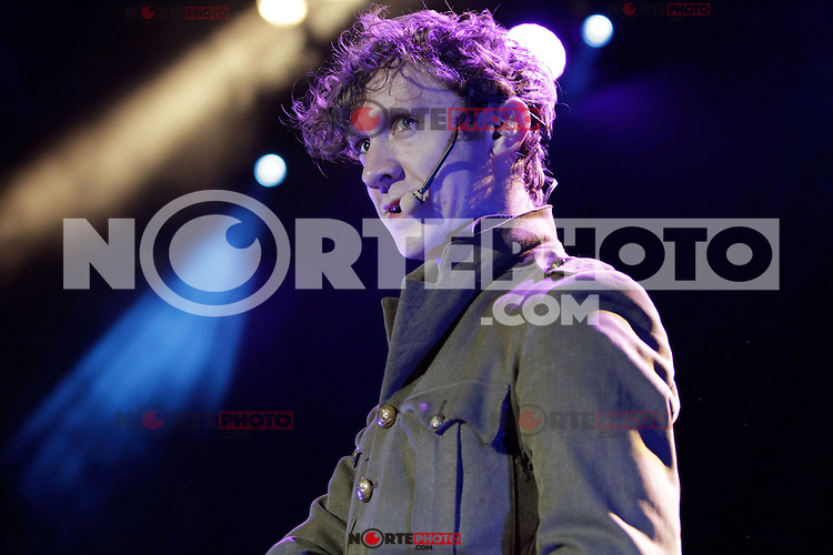 Singer Ryan O Donnell during a concert of the Thick as a brick tour at the Tempodrom, Berlin, Germany, 20.05.2012...Credit: Scherf/face to face /MediaPunch Inc. ***FOR USA ONLY***