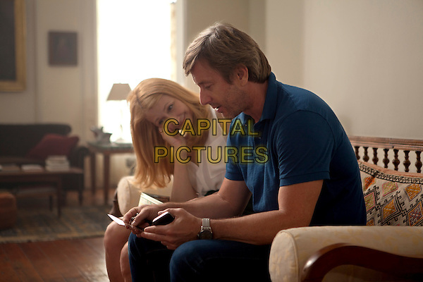 LEARNING TO DRIVE (2014)<br /> Patricia Clarkson and Jake Weber <br /> *Filmstill - Editorial Use Only*<br /> CAP/FB<br /> Image supplied by Capital Pictures