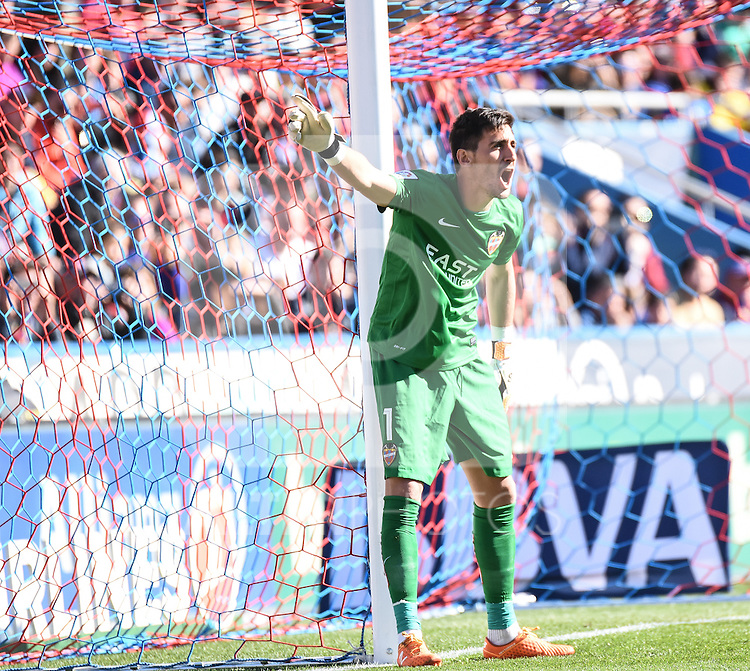 Levante's    Marino   during La Liga match. February 7, 2016. (ALTERPHOTOS/Javier Comos)