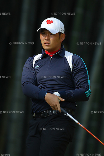 Do-Eun AN, .APRIL 12, 2012 - Golf : 20th Japan Golf Tour Token Homemate Cup 2012, .1st Round .at Token Tado Country Club Nagoya, Mie, Japan. (Photo by Akihiro Sugimoto/AFLO SPORT) [1080]