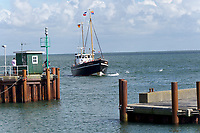 Sylt, Germany. List.<br /> Pirate cruise for kids and parents aboard Gret Palucca.