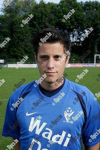 6/09/2008 ; voetbal ; KV Turnhout  ; Vandenbergh Steven