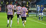 Junior venció 1-0 a Millonarios. Fecha 18 Liga Águila II-2019.
