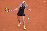 Caroline Wozniacki of Danmark during Day 2 of Roland Garros, the French Open 2018 on May 28, 2018 in Paris, France. (Photo by Baptiste Fernandez/Icon Sport)