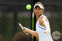 Boise St Tennis W 2010 v Fresno St