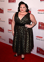 BEVERLY HILLS, CA - FEBURARY 5:  Keala Settle at AARP's 17th Annual Movies for Grownups Awards at the Beverly Wilshire Hotel on February 5, 2018 in Beverly Hills, California. (Photo by Scott Kirkland/PictureGroup)