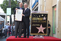 08 August 2017 - Hollywood, California - Jeffrey Tambor, Mitch O'Farrell. Jeffrey Tambor Honored With A Star On The Hollywood Walk Of Fame. <br /> CAP/ADM/FS<br /> &copy;FS/ADM/Capital Pictures