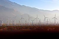 An ongoing series of images from Palm Springs, CA focusing on windmills, green energy, and the beautiful landscape of the deserts cities of the Coachella Valley.