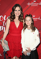 LOS ANGELES, CA - DECEMBER 4: Kellie Martin, Margaret Heather Christian, at Screening Of Hallmark Channel's 'Christmas At Holly Lodge' at The Grove in Los Angeles, California on December 4, 2017. Credit: Faye Sadou/MediaPunch /NortePhoto.com NORTEPHOTOMEXICO