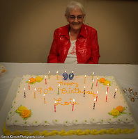 Lois 90th Birthday