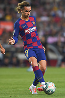FOOTBALL: FC Barcelone vs Real Betis - La Liga-25/08/2019<br /> Antoine Griezmann  <br /> 25/08/2019 <br /> Barcelona - Real Betis  <br /> Calcio La Liga 2019/2020  <br /> Photo Paco Largo/Panoramic/insidefoto