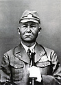 Undated - Jisaburo Ozawa was an admiral in the Imperial Japanese Navy during World War II. He was the last Commander-in-Chief of Combined Fleet. Many military historians regarded Ozawa as one of the most capable Japanese flag officers.(Photo by Kingendai Photo Library/AFLO)[2373]