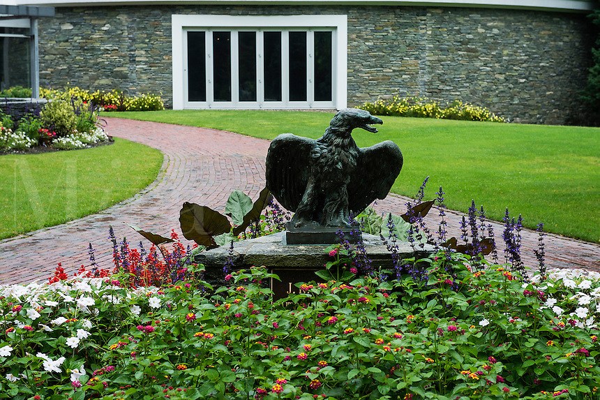Automobile Museum, Heritage Museums and Gardens, Sandwich, Massachusetts, USA