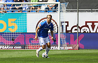 Immanuel Höhn (SV Darmstadt 98) - 04.08.2019: SV Darmstadt 98 vs. Holstein Kiel, Stadion am Boellenfalltor, 2. Spieltag 2. Bundesliga<br /> DISCLAIMER: <br /> DFL regulations prohibit any use of photographs as image sequences and/or quasi-video.