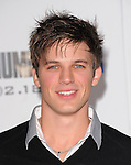 Matt Lanter attends the Dreamworks' World Premiere of I Am Number Four held at The Village Theater in Westwood, California on February 09,2011                                                                               © 2010 DVS / Hollywood Press Agency