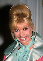 Ivana Trump, 1991, Photo By John Barrett/PHOTOlink