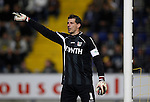 Nederland, Breda, 24 maart 2012.Eredivisie .Seizoen 2011-2012.NAC-N.E.C. (1-1).Gabor Babos, doelman (keeper) van NEC