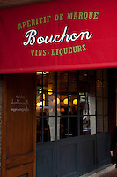Bouchon restaurant, Monaco, 23 March 2012