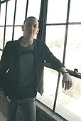 CHESTER BENNINGTON LINKIN PARK, LOCATION SESSION, LOS ANGELES, CA, 2014 WILLIAM HAMES
