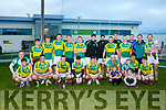 John Mitchels winners of the McElligott Cup Final against Beaufort at  John Mitchels GAA on Saturday