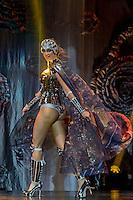 BELO HORIZONTE, MG, 27  SETEMBRO 2013 - MISS BRASIL ENSAIO GERAL - Candidatas do concurso Miss Brasil durante desfile de trajes típicos do concurso no Minascentro em Belo Horizonte, na tarde desta sexta-feira, 27. (FOTO: NEREU JR / BRAZIL PHOTO PRESS).