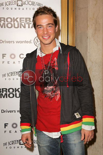 """Ryan Carnes<br />at the premiere of """"Brokeback Mountain"""". Mann National Theatre, Westwood, CA. 11-29-05<br />Dave Edwards/DailyCeleb.com 818-249-4998"""