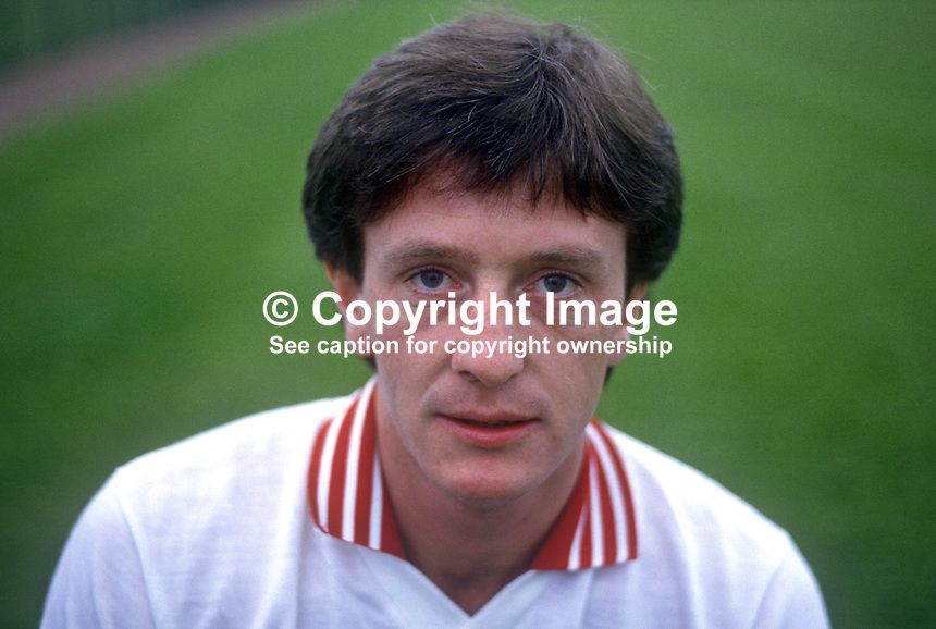 Colm McKee, footballer, Derry & Castledawson GAA, N Ireland, 19850708CMK..Copyright Image from Victor Patterson, 54 Dorchester Park, Belfast, UK, BT9 6RJ..Tel: +44 28 9066 1296.Mob: +44 7802 353836.Voicemail +44 20 8816 7153.Skype: victorpattersonbelfast.Email: victorpatterson@me.com.Email: victorpatterson@ireland.com (back-up)..IMPORTANT: If you wish to use this image or any other of my images please go to www.victorpatterson.com and click on the Terms & Conditions. Then contact me by email or phone with the reference number(s) of the image(s) concerned.