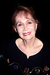 Katherine Helmond photographed at 'Experience the Divine' Bette Midler in concert at Radio City Music Hall in NYC on September 14, 1993.