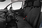 Front seat view of a 2014 Ford Transit Connect Trend 5 Door Minivan 2WD