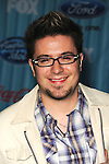 Danny Gokey at the American Idol Top 12 Party at AREA on March 5, 2009 in Los Angeles, California...Photo by Chris Walter/Photofeatures.
