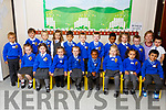 Miss McCarthy Junior Infants Class in CBS NS on Monday