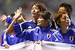 Nahomi Kawasumi(JPN), MAY 28, 2015 - Football / Soccer : KIRIN Challenge Cup 2015 match between Japan 1-0 Italy at Minaminagano Sports Park, <br /> Nagano, Japan. (Photo by Yusuke Nakansihi/AFLO SPORT)