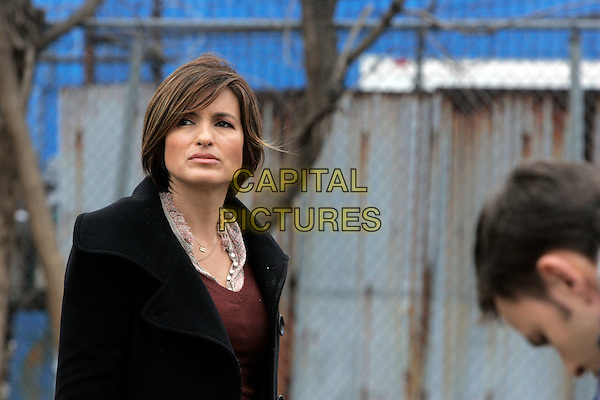 "Mariska Hargitay.in Law & Order: Special Victims Unit (series 9, episode 17, ""Authority"").SVU.*Filmstill - Editorial Use Only*.CAP/NFS.Supplied by Capital Pictures."