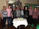 Gabriel McLoughlin celebrating his 50th birthday with his family in the Boyne Valley hotel. Photo:Colin Bell/pressphotos.ie