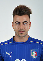 FLORENCE, ITALY - JUNE 01:  Stephan El Shaarawy of Italy poses for a photo ahead of the UEFA Euro 2016 at Coverciano on June 1, 2016 in Florence, Italy.  Foto Claudio Villa/FIGC Press Office/Insidefoto