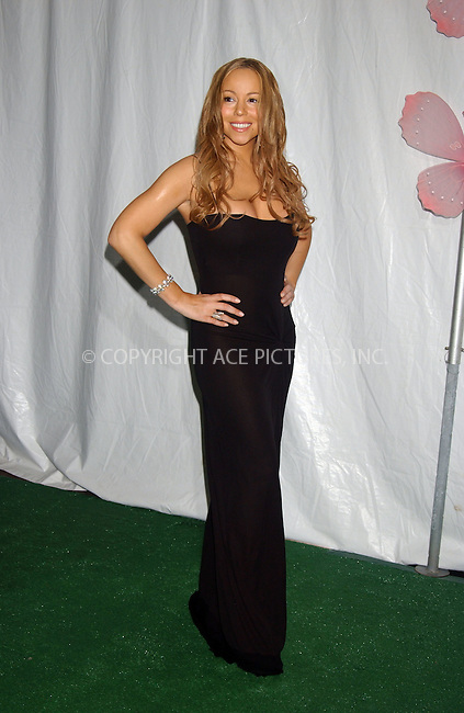 WWW.ACEPIXS.COM....June 1 2006, New York City....Singer Mariah Carey arrives at the Fresh Air Fund Salute to American Heroes at the Tavern on the Green in Central Park, Manhattan.....Byline:  KRISTIN CALLAHAN - ACEPIXS.COM....For information please contact:....Philip Vaughan, 212 243 8787 or 646 769 0430..Email: info@acepixs.com..Web: WWW.ACEPIXS.COM