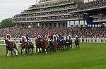 The new grandstand. Horse racing at Royal Ascot, Berkshire, England. 2006.